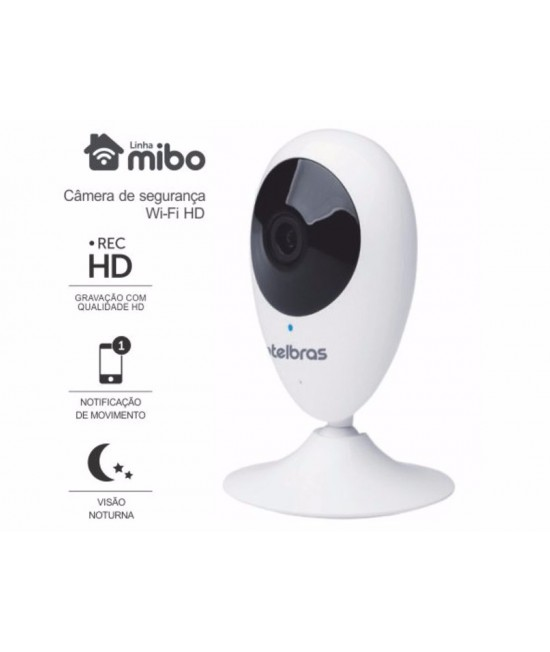 CAMERA WI-FI HD INTERNA 5M - IC3