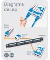 TESTADOR DE CABO RJ11 E RJ45